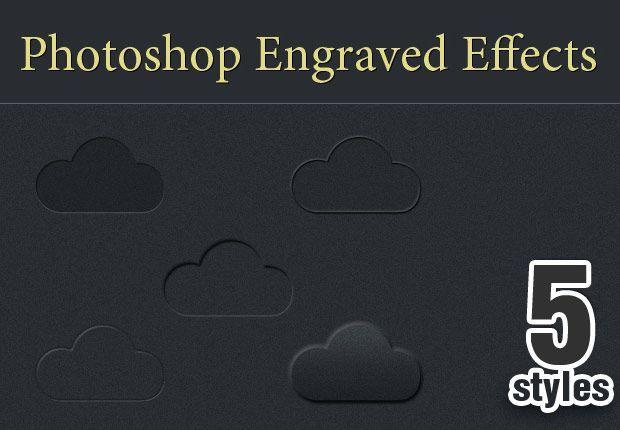 دانلود بهترین استایل های فتوشاپ Premium Photoshop Text Styles