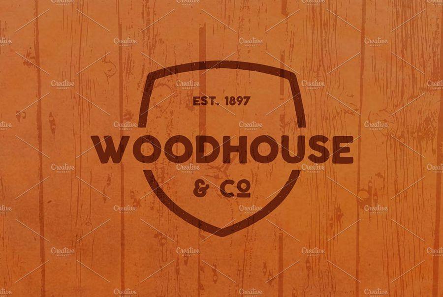 وکتور چوب creativemarket 24 Vector Wood Textures
