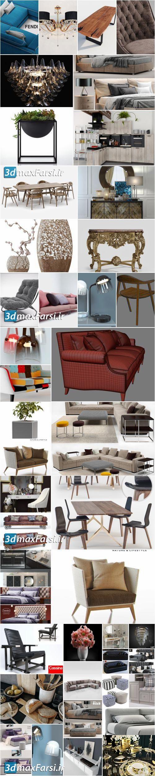 آبجکت سه بعدی 3DDD/3DSky – 269 PRO 3D-models
