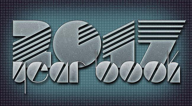 دانلود مجموعه استایل و افکت آماده متن برای فتوشاپ