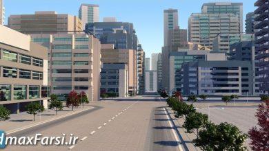 دانلود پلاگین Road Creator Pro برای 3D MAX