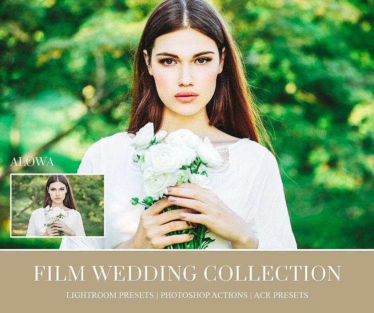 دانلود پریست حرفه ای لایت روم عروسی Wedding Lightroom Presets Bundle