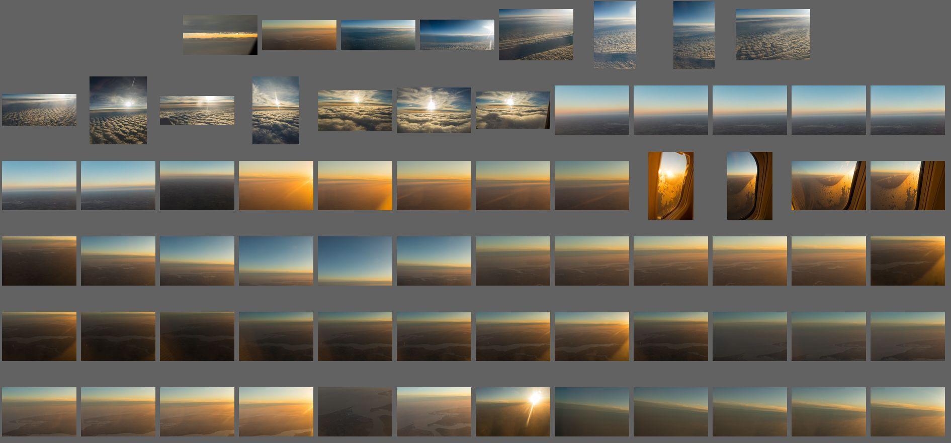 دانلود عکسآسمانابری پانوراما Aerial Clouds vol.7