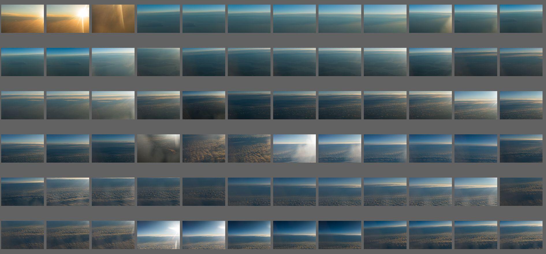 دانلود رایگان تصویر آسمانابری پانوراما Aerial Clouds vol.7