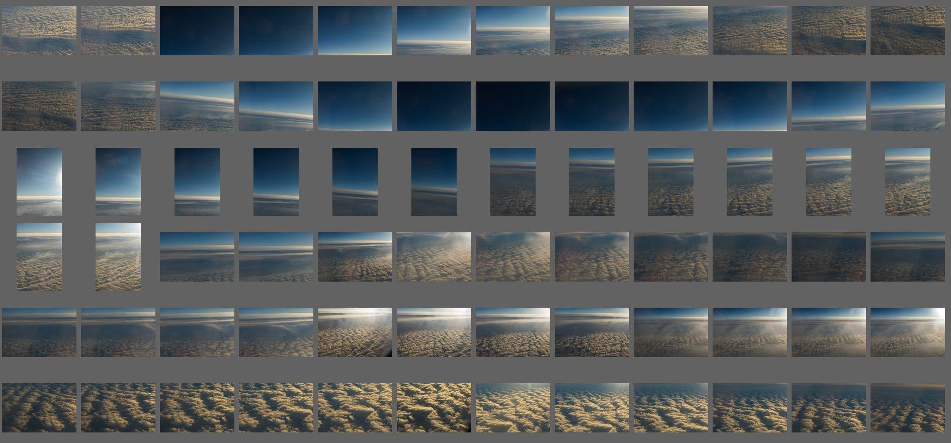 Aerial Clouds vol.7 بک گراند آسمان فتوشاپ پست پروداکشن