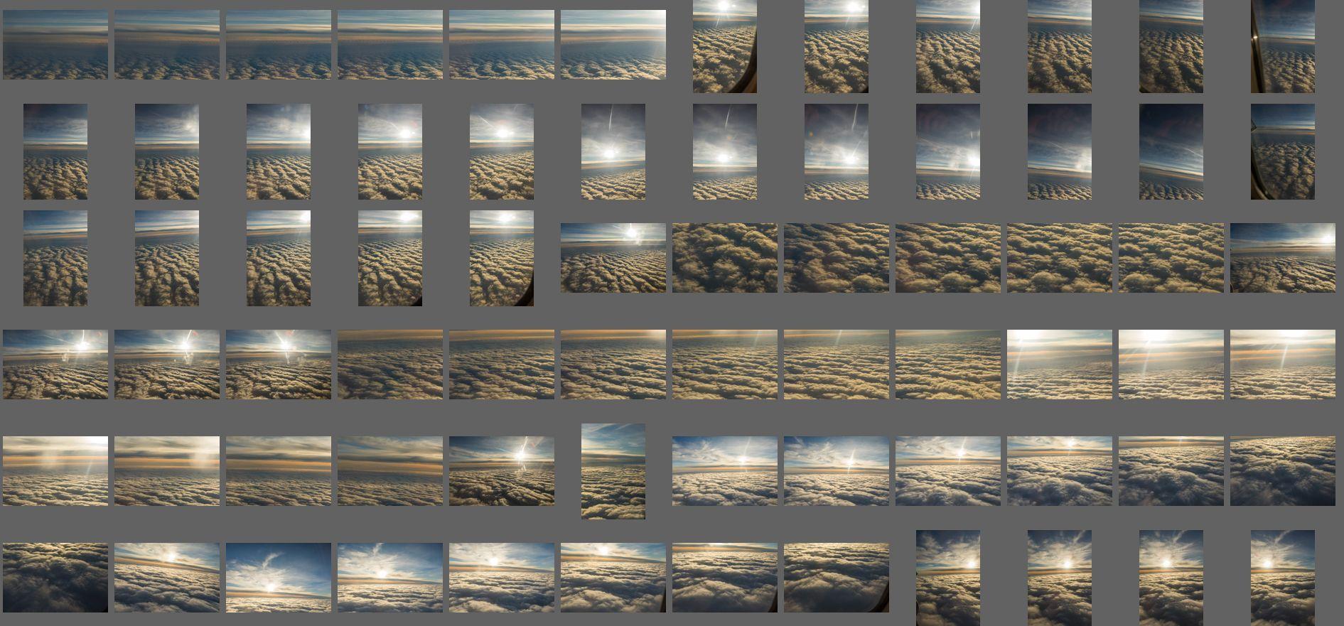 دانلود رایگان Aerial Clouds vol.7 بک گراند آسمان برای فتوشاپ پست پروداکشن