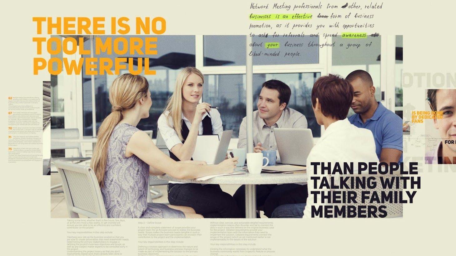 پرومو تیزر تبلیغاتی کسب و کار پریمیر افترافکت