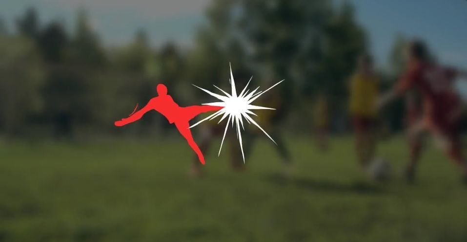 دانلود videohive Cartoon Soccer logo
