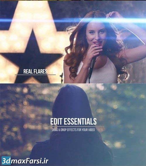 دانلود فوتیج ویدیویی تدوین ویدیو Rampant Edit Essentials