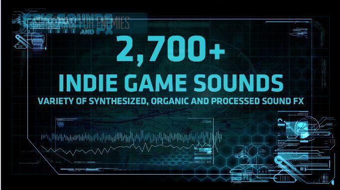 دانلود افکت صدا پیشرفته Sound Pack Advanced Game Sounds