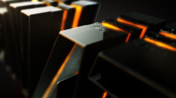 پروژه افترافکت نمایش لوگو سینمایی Power Logo - Movie Trailer And Logo Opener 3D