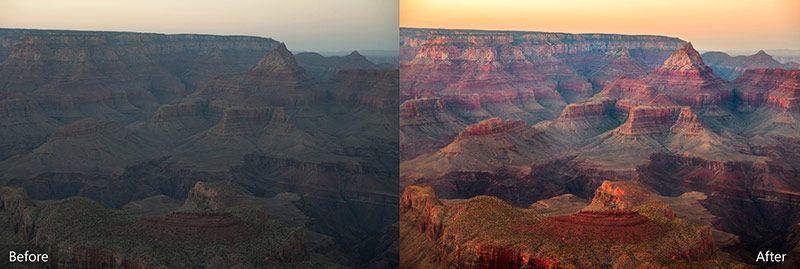 دانلود پریست لایتروم و اکشن فتوشاپ : عکاسی مناظر Landscape Photography