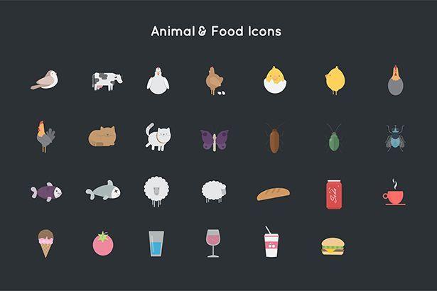 دانلود آیکون انیمیشن مخصوص پریمیر Pixity Animated Icons