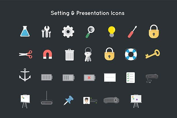 دانلود آیکن پریمیر پرو videoHive : Pixity Animated Icons for Premiere Pro
