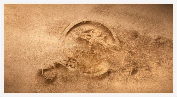 اینترو لوگو افتر افکت videohive Sand Logo Opener