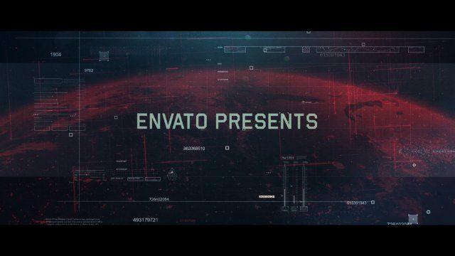 پروژه نمایش لوگو مکانیکی علمی تخیلی VideoHive Sci-Fi Movie Opener