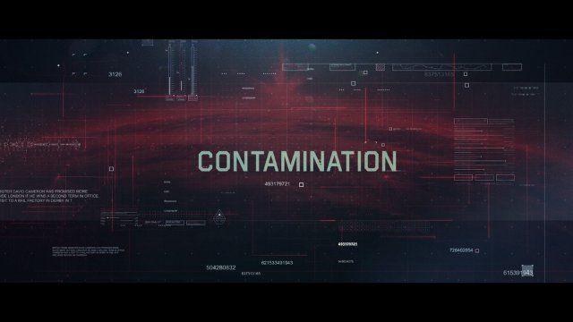 دانلود قالب آماده VideoHive Sci-Fi Movie Opener