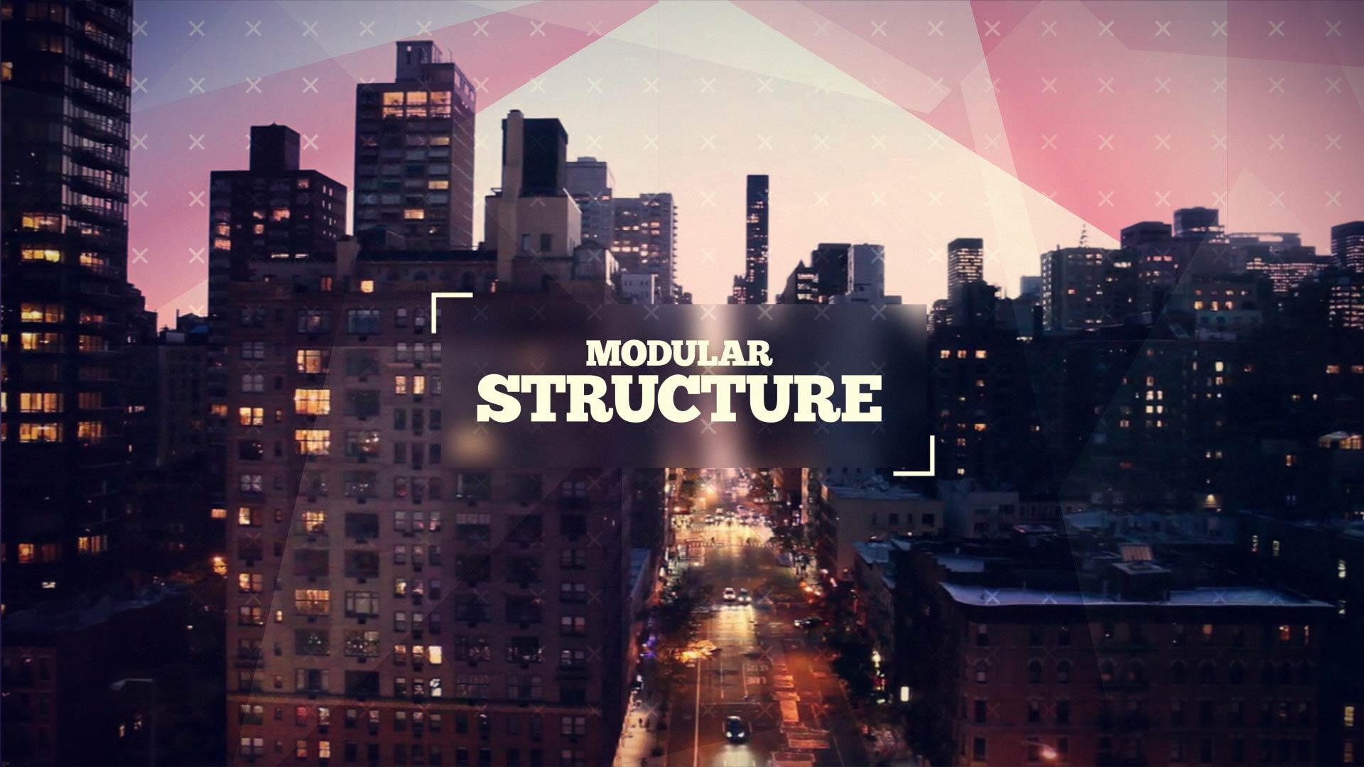 ساخت تیزر تبلیغاتی Trendy Dynamic Opener
