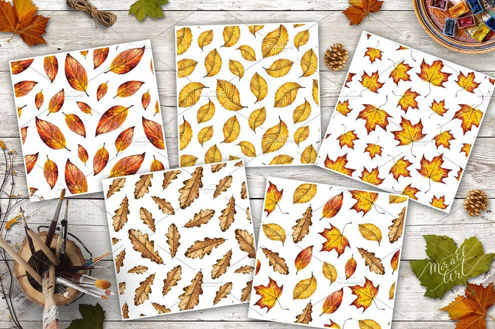 دانلود طرح گرافیکی فصل پاییز