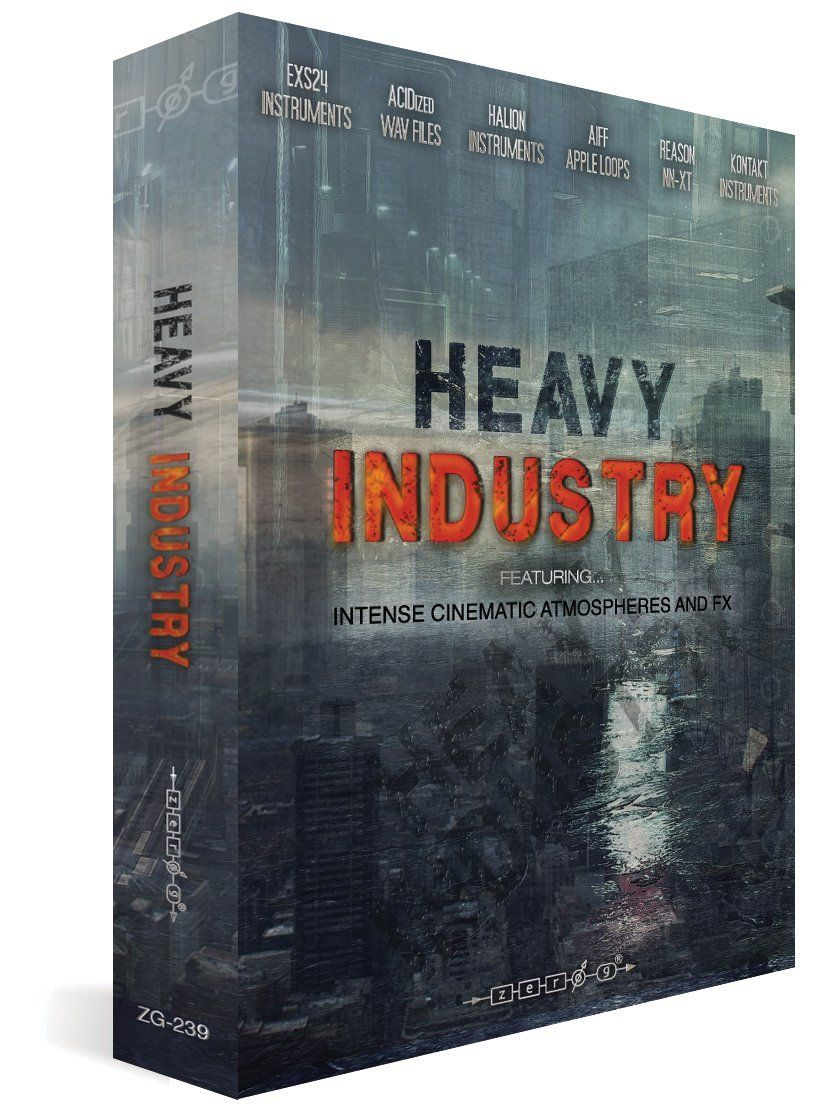 دانلود Zero-G Heavy Industry