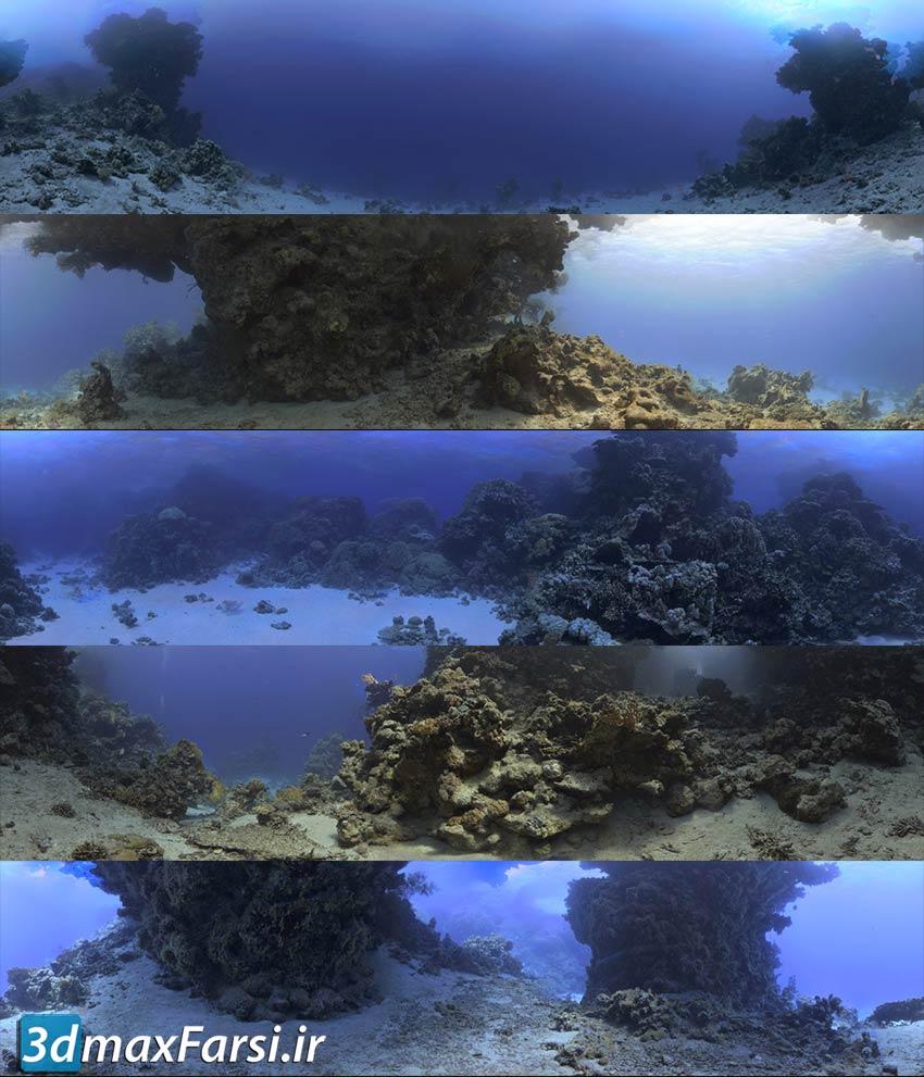 دانلودتصاویرhdriمحیط طبیعی زیر آب DOSCH HDRI: Underwater