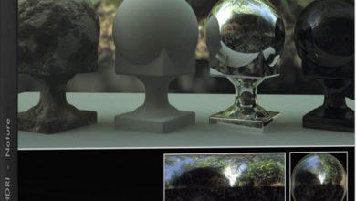 Photo of دانلود تصاویر اچ دی آر مناظر طبیعت Dosch Design hdri nature 1-3