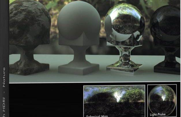 دانلود تصاویر اچ دی آر مناظر طبیعت DOSCH Nature