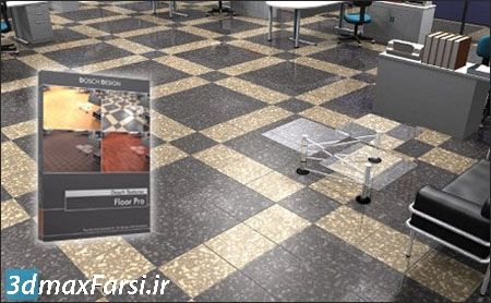 دانلود تکسچر کف سازی با کیفیت بالا Dosch Design - Textures Floor Pro