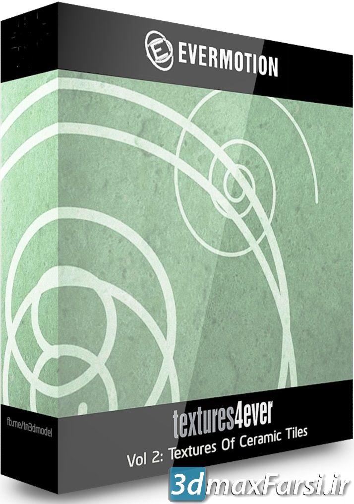 دانلود تکسچر کاشی و سرامیک (تایل دار) Evermotion Textures4ever vol 2