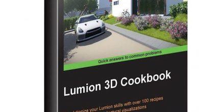 Photo of دانلود بهترین کتاب آموزش لومیون Pdf پی دی اف | Lumion 3D Cookbook