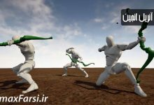 دانلود asset برای unreal engine :بازی سازی سه بعدی Unreal Engine Marketplace – Asset Bundle 1 Jan 2018