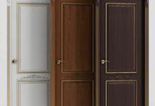 دانلود مدل سه بعدی درب کلاسیک Pro 3DSky - Door Premiera F PAPA CARLO