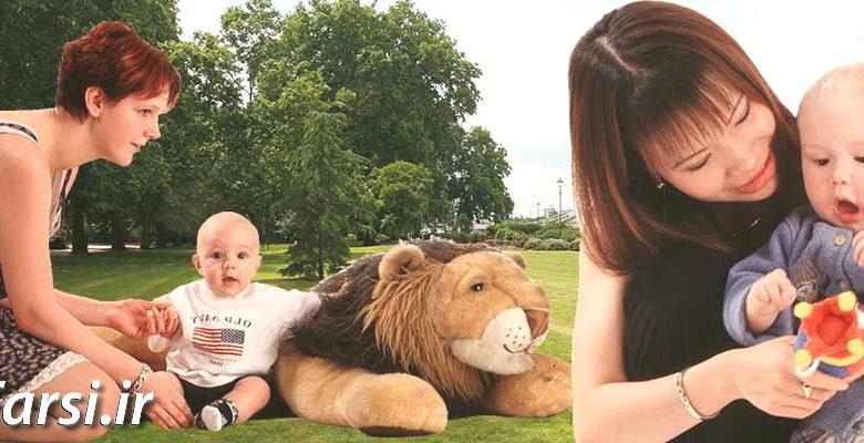 دانلود پرسوناژ نشسته انسان (بازی با کودک) مخصوص پست پروداکشن فتوشاپ