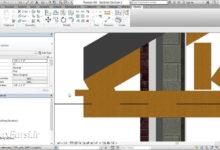 دوره رویت استراکچر طراحی خرپا Revit Structure trusses