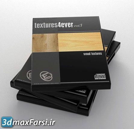 دانلود تکسچر چوب با کیفیت بالا Evermotion Textures4ever vol 1