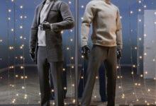 دانلود آبجکت Male Mannequin Set 2