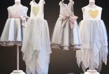 دانلود آبجکت لباس دخترانه تری دی مکس Two Children's Dresses