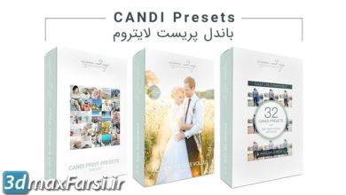 کالکشن پریست لایت روم عکس عروسی CANDI Presets Collection