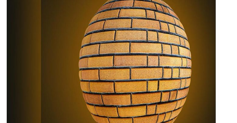 CGAxis – 8K PBR Textures Collection Volume 17 – Brick Walls​