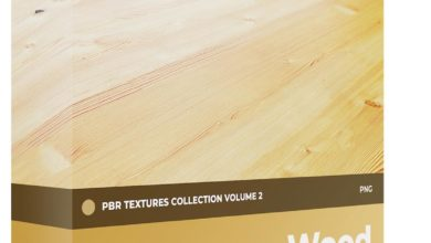 Photo of دانلود تکسچر چوب حرفه ای CGAxis Wood PBR Textures Collection Volume 2