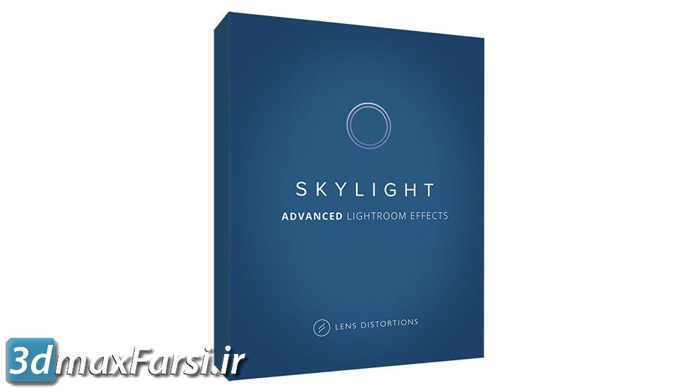 دانلود پریست لایت روم افکت های نور Lens Distortions Skylight