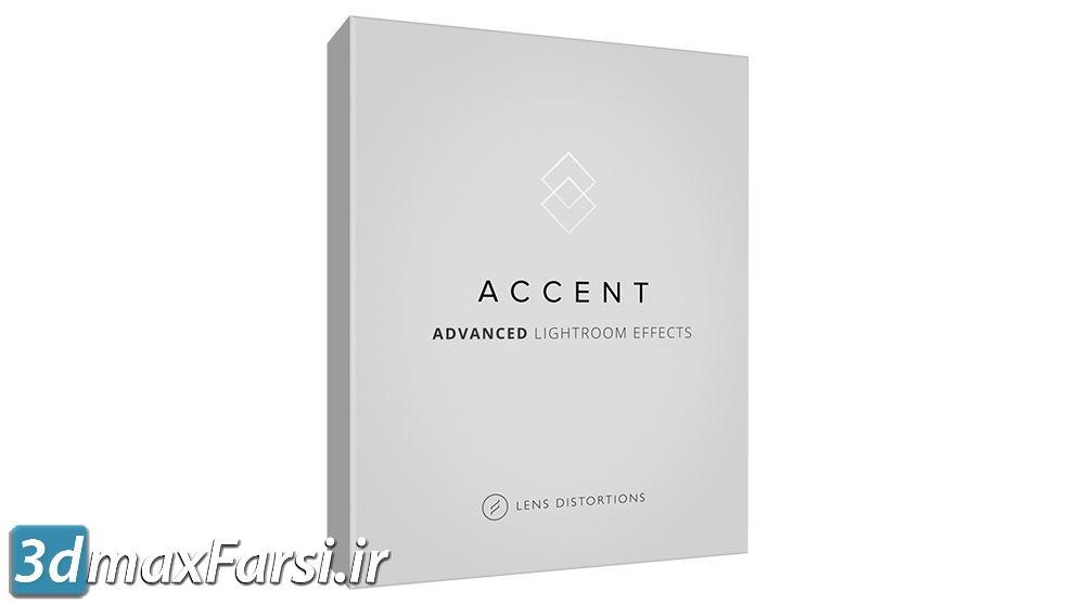 دانلود پریست لایت روم (افکت پس زمینه شیشه ای نور بوکه) Accent for Lightroom