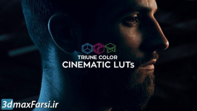 Photo of دانلود پریست رنگ سینمایی حرفه ای (تنظیمات آماده رنگ فیلم هالیوودی) Triune Digital Cinematic LUTs