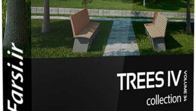 Photo of دانلود مدل آماده درخت تری دی مکس CGAxis Models Volume 34 – TREES IV