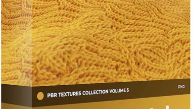 Photo of دانلود متریال پارچه بافت دار سی جی اکسیس CGAxis – PBR Textures