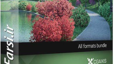 Photo of دانلود مدل سه بعدی درخت تری دی مکس Cgaxis Models 76 Trees X