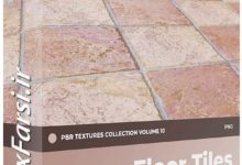 Photo of دانلود متریال کاشی سرامیک CGAxis Floor Tiles PBR Textures Collection Vol 10