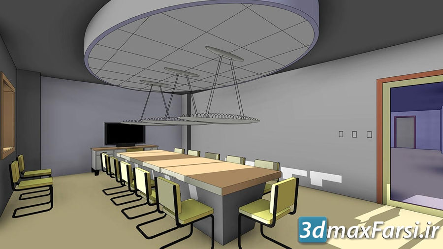 Photo of آموزش رویت معماری متریک Revit 2020: Essential Training Architecture Metric