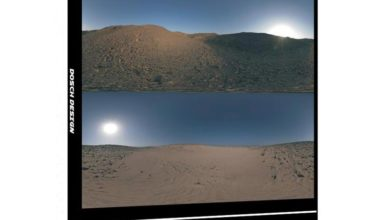 Photo of دانلود تصاویر اچ دی آر بیابان Dosch HDRI: Desert & Dawn