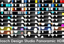 Photo of دانلود تصاویر اچ دی آر Dosch Design Studio Panoramic HDRI